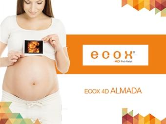 Ecografia 4D em Almada: Conheça o Seu Bebé Mesmo Antes de Nascer com a Ecox Almada por 44€!