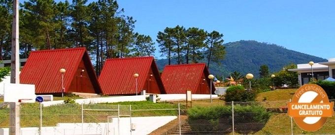 Camping Luso: Estadia em Bungalow de Madeira na Serra do Buçaco. Momentos Perfeitos no meio da Natureza!
