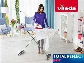 Tábua de Engomar Total Reflect Plus da VILEDA por 70€. VER VIDEO. PORTES INCLUIDOS.