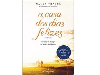 """A """"Casa dos Dias Felizes"""" é um livro luminoso, comovente, terno e inspirador. Para si ou para oferecer a alguém especial. Portes incluídos."""