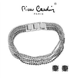 Conjunto Pierre Cardin® PXB7441   Pulseira + 2 Brincos por 38.94€ PORTES INCLUÍDOS