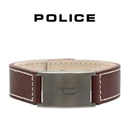 Pulseira Police® PJ.25330BLC/02 | 19cm - 21cm por 38.94€ PORTES INCLUÍDOS