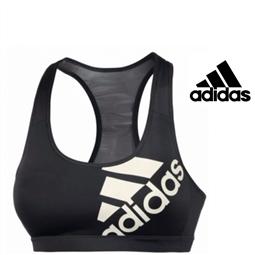 Adidas® Sutiã De Desporto High Support Preto | Tecnologia Climacool® - XXS por 25.74€ PORTES INCLUÍDOS