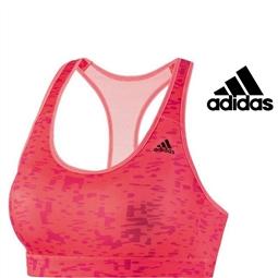 Adidas® Sutiã de Desporto Ais Ribbed Infinite Series | Tecnologia Climacool® - XS por 25.74€ PORTES INCLUÍDOS