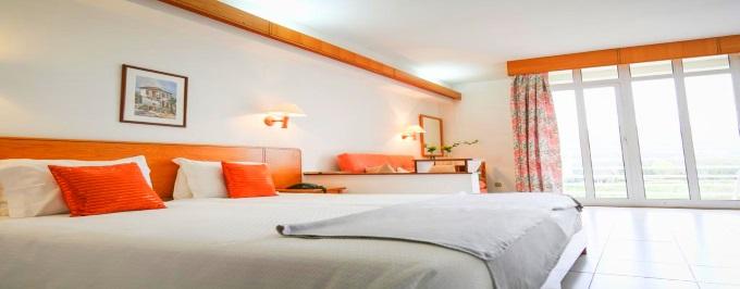 Hotel Pantanha - Caldas de Felgueiras: 1 ou 2 Noites com Pequeno-almoço e Passeio a Pé e opção de Rota do Dão. Inspire, Expire e Viva!