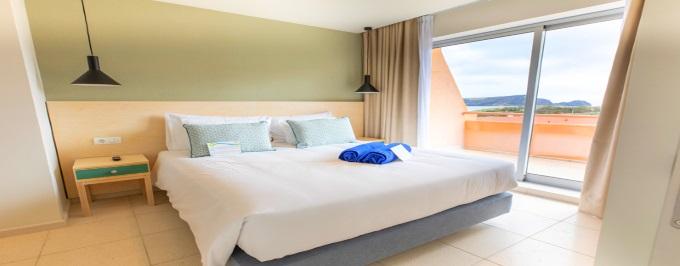 VERÃO 2021 - PORTO SANTO: 7 Noites no Vila Baleira Thalassa Hotel 4* com TUDO INCLUÍDO, Voo de Lisboa e Porto, Transferes e Seguro.