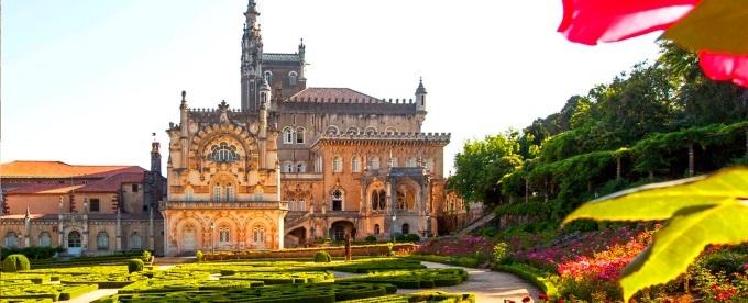 Palace Hotel do Bussaco 5*: Estadia com Pequeno-almoço num Palácio. Sonhos Reais!