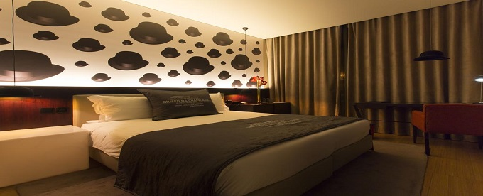 Hotel Golden Tulip São João da Madeira 4*: Estadia com Pequeno-almoço, Opção de Jantar e acesso à Piscina Interior. Aproveite o momento!