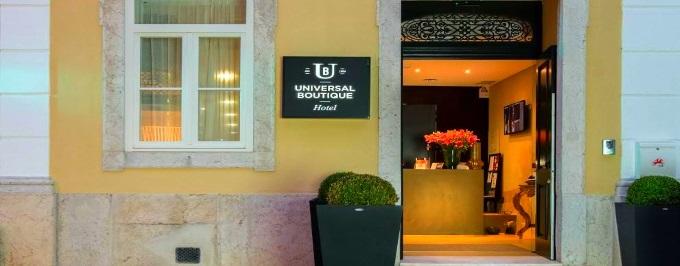 Universal Boutique Hotel 4*: Estadia com Pequeno-Almoço e Mimo à Chegada. A Figueira da Foz espera por si.