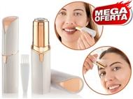 MEGA OFERTA: Mini Depiladora Facial LED que parece um batom. PORTES INCLUIDOS.