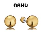 Brincos Nahu® Nae Moscow Gold