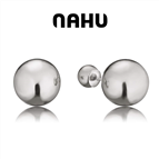 Brincos Nahu® Nae Moscow Prata