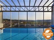 In Gold Hotel e Spa 4*: Estadia em Águeda com Pequeno-Almoço, Opção de Jantar e acesso à Piscina.