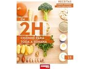 Em 2h cozinhe para toda a semana: surpreenda-se com a quiche de queijo e brócolos, uma saudável quin