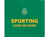 Livro de Ouro do Sporting: faça uma viagem inesquecível pela história do seu clube. Conteúdo exclusi