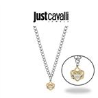 Colar Just Cavalli®   Prateado Dourado    JCNL00090300