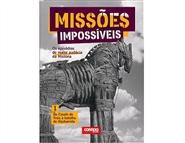 Coleção Missões Impossíveis: Do Cavalo de Troia à batalha de Aljubarrota.