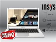 Portátil Novo INSYS 14.1
