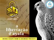 Escape Tower na Torre Medieval de Óbidos | Jogo de 1 Hora para 2 a 5 Pessoas em ÓBIDOS.