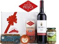 Cabaz Twenties - The 3rd CASA da PRISCA Composto por 5 Deliciosos Ingredientes. PORTES INCLUÍDOS.