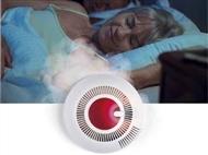 Detetor de Fumo com indicador de bateria fraca e instalação sem furos. A Melhor Tecnologia ao seu al