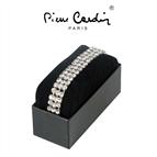 Pulseira Pierre Cardin® White Cristals PXB60039B