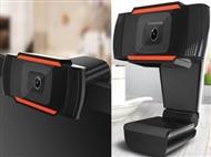 Webcam Full HD 1080P com Microfone para Computador ou Mesa. PORTES INCLUIDOS.