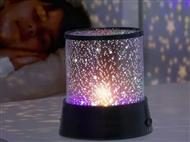 Projetor de Estrelas e Luzes. Luz de noite ideal para o quarto das Crianças. VER VIDEO.