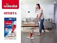 Mopa 1.2 Spray Max da VILEDA com Pulverizador. OFERTA: Recarga Extra. PORTES INCLUIDOS.