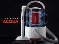 Aspirador ACQUA de Sólidos e Liquidos. A Melhor Tecnologia ao seu alcance. VER VIDEO.