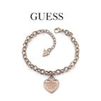 Guess® Pulseira Los Angeles UBB28019-L   Rosa Gold