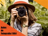 10 Horas de AULAS de FOTOGRAFIA com Certificado e Duração de 10 horas em Belém.