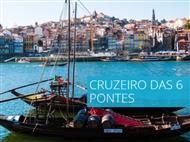Cruzeiro das 6 Pontes num Barco Rabelo em Passeio no Douro para 2 Pessoas.