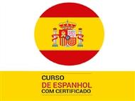 Curso de Espanhol Nível I ou II com a Sociedade Digital|Formato E-Learning.