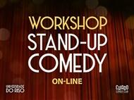 Workshop Online de Iniciação ao Stand Up Comedy - 5 Sessões em Directo | Chiado Comedy Club