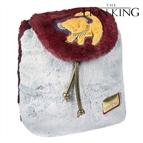 Mochila Casual The Lion King 72788 Cinzento Castanho-avermelhado