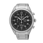 Relógio masculino Seiko SSB269P1 (Ø 45 mm)
