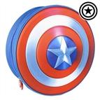 Mochila Infantil 3D The Avengers Azul