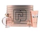 Conjunto de Perfume Mulher Olympéa Paco Rabanne EDP (3 pcs)