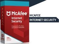McAfee Internet Security. Dispositivos: 1, 3, 5 ou 10 Dispositivos. Software de Segurança Máxima Onl