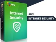 AVG Internet Security. Dispositivos: 1, 3 ou Ilimitados. ENVIO INCLUÍDO.