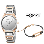 Esprit® Conjunto Relógio + Pulseira ES1L058M0055