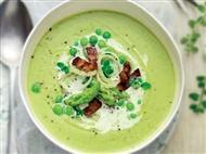 Coleção Receitas Facílimo: Sopa primavera com alho-francês. Faça download da receita em eBook e áudi