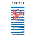Toalha de Praia de Criança Polvo | 150 cm x 70 cm