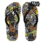 Chinelos Star Wars 73771 27