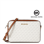 Michael Kors® VANILLA JET SET TRAVEL ITEM