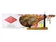 Pack Especial: Presunto Reserva 24 Meses de Cura  da Prisca com Oferta de Tábua + Faca.