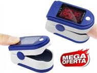 Oximetro de Dedo Portátil – Medidor de Pulsação e Saturação de Oxigénio. PORTES INCLUÍDOS.