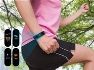 Smartband 5 Pro com Medição de Temperatura Corporal, Oxímetro, Frequência Cardíaca, Sono, etc.