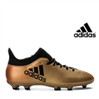Adidas® Chuteiras X 17.3 FG Júnior - 36